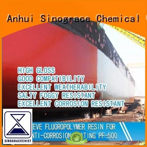 Sinograce Chemical non toxic anti corrosion materials supplier for auto