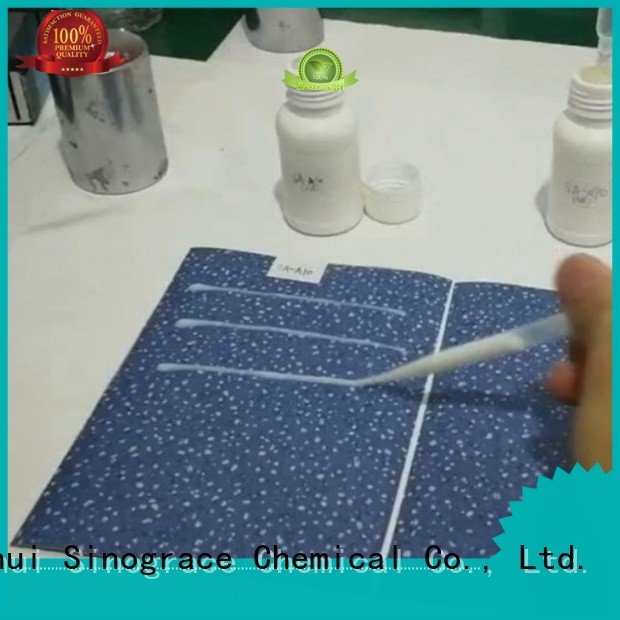 Sinograce Chemical best Anti-Static Floor Coating manufacturer for chemical