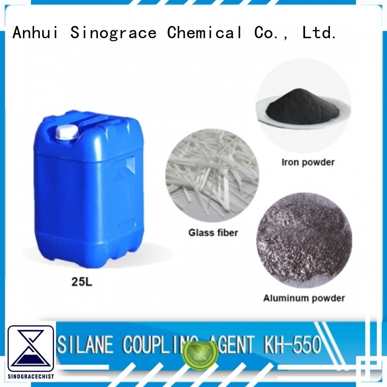 Sinograce Chemical silane silane coupling agent price supplier for making