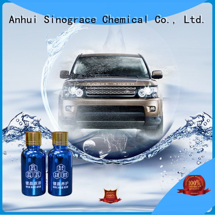 Sinograce Chemical auto nano coating supplier for car