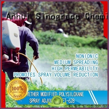 Sinograce Chemical lawn wetting agent for sale for making