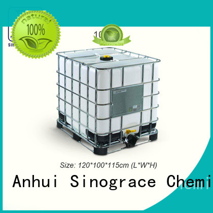 Sinograce Chemical non toxic anti corrosion materials supplier for aluminum