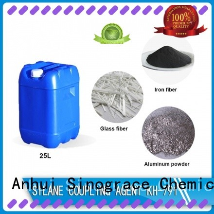 Sinograce Chemical epoxy amino silane coupling agent supplier for making