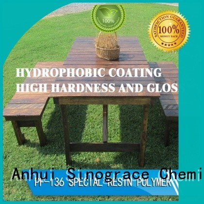 Sinograce Chemical clear acrylic Industrial coatings supplier for making