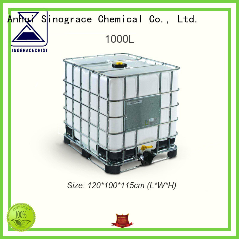 Sinograce Chemical non toxic tetrabutylammonium hydroxide for sale for chemical