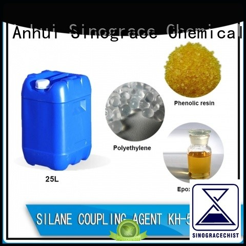 Sinograce Chemical silane agent for sale for pvc