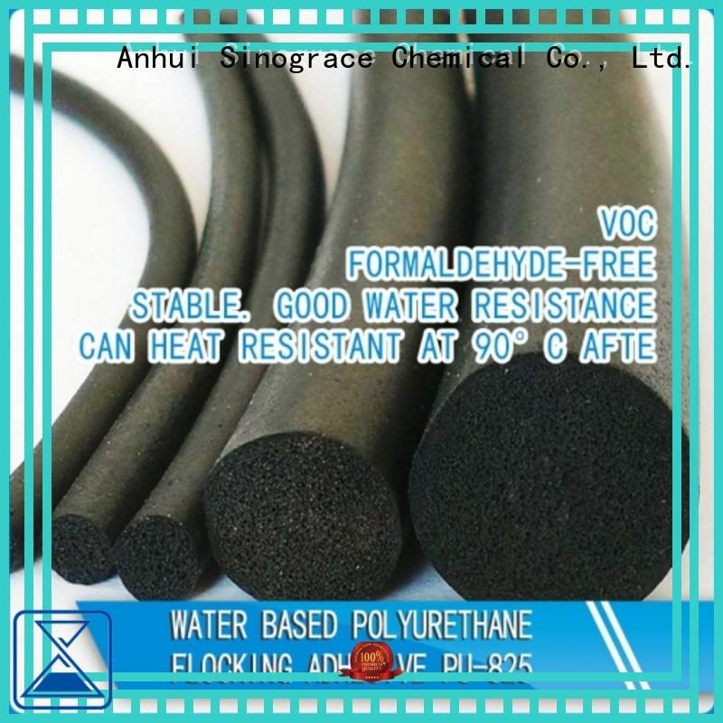 Sinograce Chemical waterproof water based glue tape for footwear