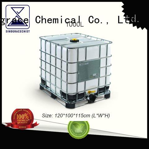 Sinograce Chemical tetrabutylammonium hydroxide price for chemical